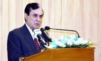 NAB rejects media report about its Chairman Justice (retd) Javed Iqbal