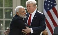 Trump congratulates Indian PM Modi on election victory
