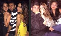 Anant Ambani's rumoured girlfriend Radhika spotted partying with friends