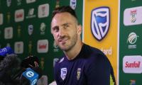 South Africa´s World Cup woes no worry for Du Plessis
