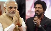 Shah Rukh Khan congratulates Narendra Modi, BJP