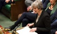 'I feel badly for Theresa' - world reacts to May resignation