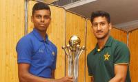 Pakistan U-19 to take on Sri Lanka in 1st 50-over match on Sunday