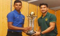 Pakistan U-19 to take on Sri Lanka U-19 in 1st 50-over match on Sunday