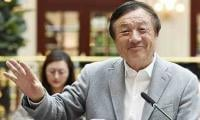 Trade war: US actions won't affect growth, says Huawei founder Ren Zhengfei