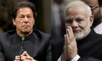 PM Imran Khan congratulates Narendra Modi on electoral win over telephone call