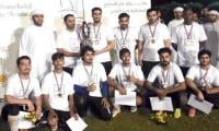 UAE Embassy in Pakistan clinches 'Year of Tolerance Ramadan Football Tournament' title