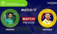 Pakistan vs Australia, World Cup 2019 Match 17, Weather Report, Pitch Report, Match Details