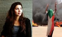 Mahira Khan draws attention towards unrest and violence in Sudan