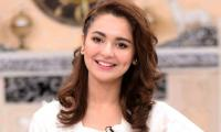Hania Aamir urges people to raise voice on Sudan massacre