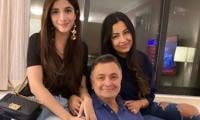 Mawra Hocane visits Rishi Kapoor in New York