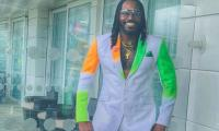 Pakistan vs India: Chris Gayle announces support for hyped World Cup game with multicolored suit