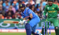 Big Pakistan-India clash can save drenched World Cup