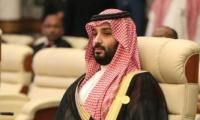 Saudi crown prince 'won't hesitate' to tackle threats amid Iran tensions