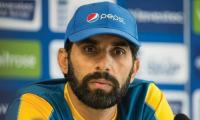 Misbah has cool piece of advice for cricket buffs ahead of Pak-India match