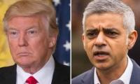 Trump in new Twitter attack on London mayor Sadiq Khan