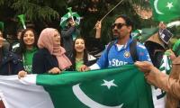 ICC World Cup 2019: Pakistan, India fans share laughter together ahead of mega clash