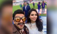 Ranveer Singh, Zainab Abbas, Wasim Akram appear ecstatic before Pakistan vs India clash