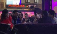 Video: Shoaib Malik, other Pak cricketers spotted at Sheesha bar with Sania Mirza ahead of India clash