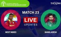 Bangladesh vs West Indies Live Score: ICC Cricket World Cup 2019