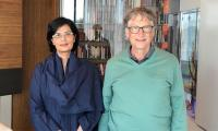 Bill Gates, Dr Sania Nishtar discuss key foundation partnerships in Pakistan