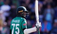 Shakib Al Hasan completes 6,000 ODI runs