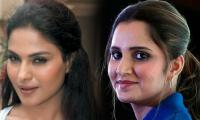 Sania Mirza responds to Veena Malik on taking kid to Sheesha bar