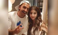Mawra Hocane rubs shoulders with Ranveer Singh as the two bond over 'fun tales'