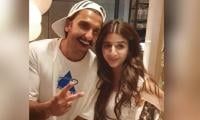 Mawra Hocane rubs shoulders with Ranveer Singh as the two bond over 'fun tales'