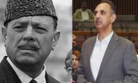 Ayub Khan had laid foundation of CPEC, claims Omar Ayub