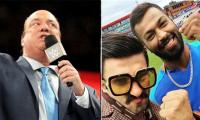Ranveer Singh gets warning from WWE's Paul Heyman for stealing Brock Lesnar's catchphrase