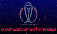 World Cup Points Table: Updated ICC World Cup 2019 Team Standings After New Zealand vs South Africa Match