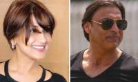 Shoaib Akhtar slams reports claiming he was in love with Sonali Bendre