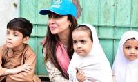 Mahira Khan evokes compassion for Afghan refugees on World Refugee Day