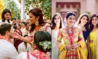 Nick Jonas gifted diamond rings to Priyanka Chopra's cousins, reveals Parineeti