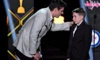 Canadiens' Carey Price leaves young fan and audience in tears at NHL Awards 2019
