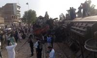 Three killed, several injured as two trains collide near Hyderabad