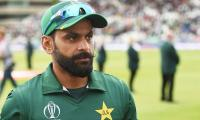Hafeez refutes grouping buzz, holds entire Pakistan team responsible for World Cup fiasco