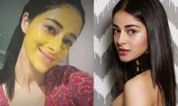 Ananya Pandey's DIY face mask will leave your skin feeling soft and rosy