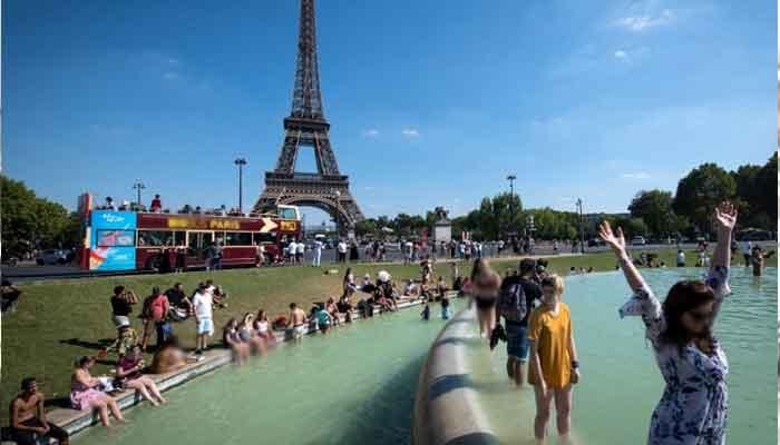 Europe Bracing For Scorching Heatwave World Thenews