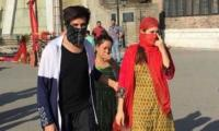 Sara Ali Khan, Kartik Aaryan wander in Shimla hand-in-hand with faces covered