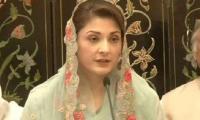 A somber Maryam Nawaz highlights health risks facing Nawaz Sharif in jail