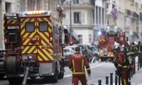 Three dead in central Paris fire: rescue services