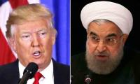 Trump vows new Iran sanctions, Tehran warns US against attack