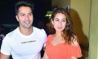 Sara Ali Khan, Varun Dhawan to recreate Bollywood classic song  'Main Toh Raste Se Ja Raha Tha'