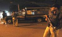 Three alleged terrorists killed in Karachi shootout