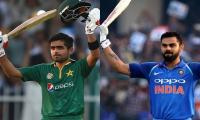 Babar Azam should play like his 'idol' Virat Kohli: Shoaib Akhtar