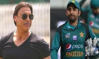 Shoaib Akhtar advises Pakistan to play fearless cricket in remaining games