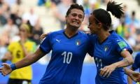 Juventus, the beating heart of Italy´s Women´s World Cup team