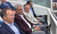 Hero's welcome for General Bajwa in London